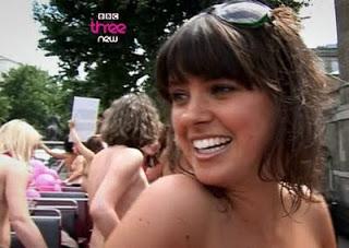 Nudity on British TV