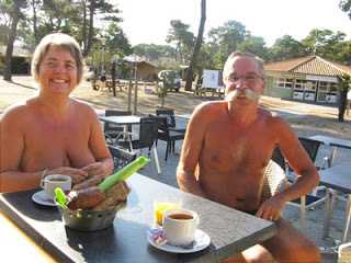 Naturist Vacation in France
