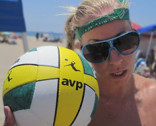 Michele Rauter: A Pro Volleyball Player in the Naturist World