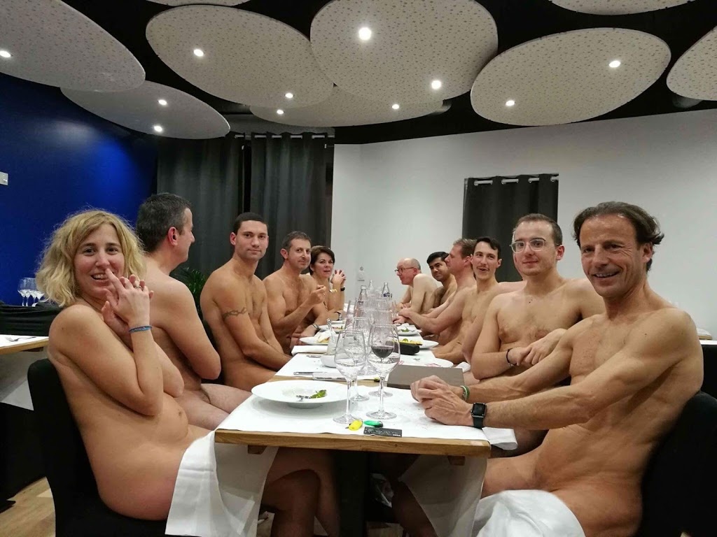 More Naturism in Paris!