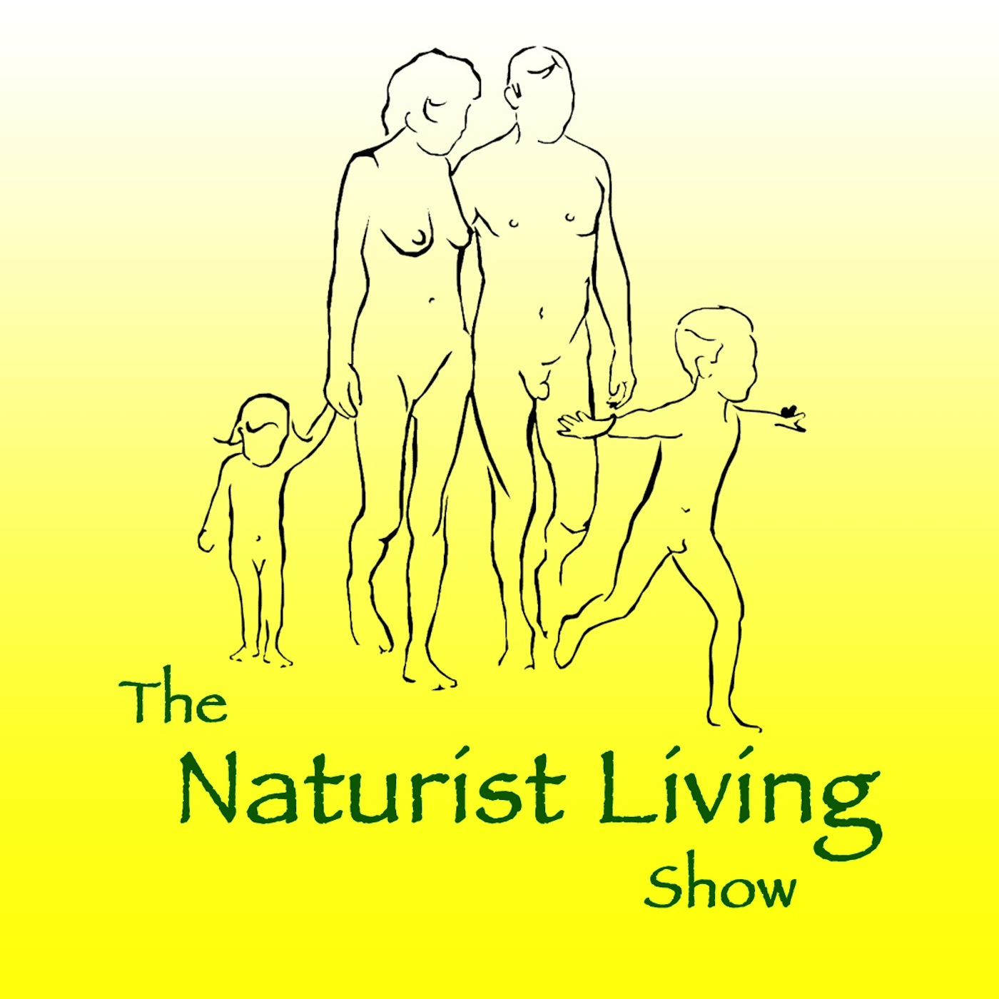 The Naturist Living Show - A podcast about naturism for naturists (nudism  and nudists to some people)
