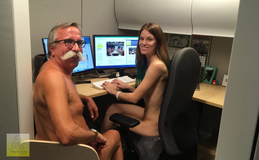 The New Naturist Living Show Website